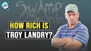 Download Swamp People star Troy Landry Net Worth & Salary 2021 | New Season