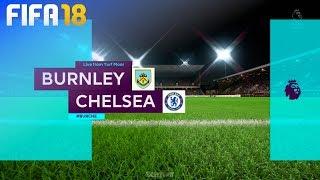 Download Video FIFA 18 - Burnley FC vs. Chelsea @ Turf Moor MP3 3GP MP4