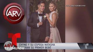 Chyno anuncia con un emotivo video que será padre | Al Rojo Vivo | Telemundo
