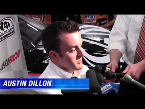 2013 NASCAR Sprint Media Tour: Update 1