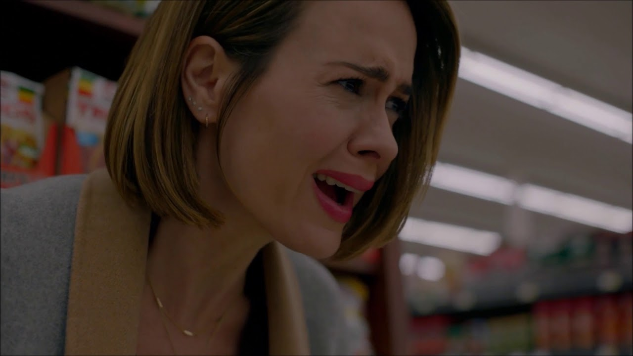 Download AHS Cult: Ally in the supermarket