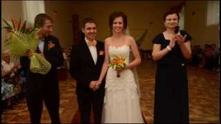 Веселая и яркая свадьба семьи Поляковы! 13.0713