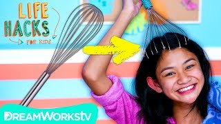 De-Stress Hacks to Relax | LIFE HACKS FOR KIDS