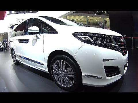 2016, 2017 Honda Elysion MPV launched on the Chinese car market, Honda Elysion 2016, 2017 model