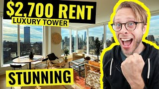 THIS $2700 Luxury NYC Apartment is in Manhattan's Best High-Rise