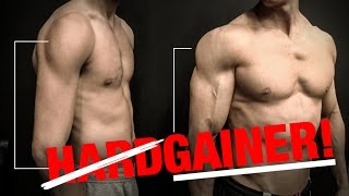 Shoulder Workout Tips for Size (HARDGAINER EDITION!)