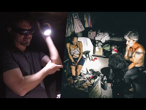 Meet The Mole People Living Beneath the Las Vegas Strip