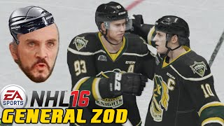 Round 2 Game 5 - NHL 16 - Be A Pro ep. 23