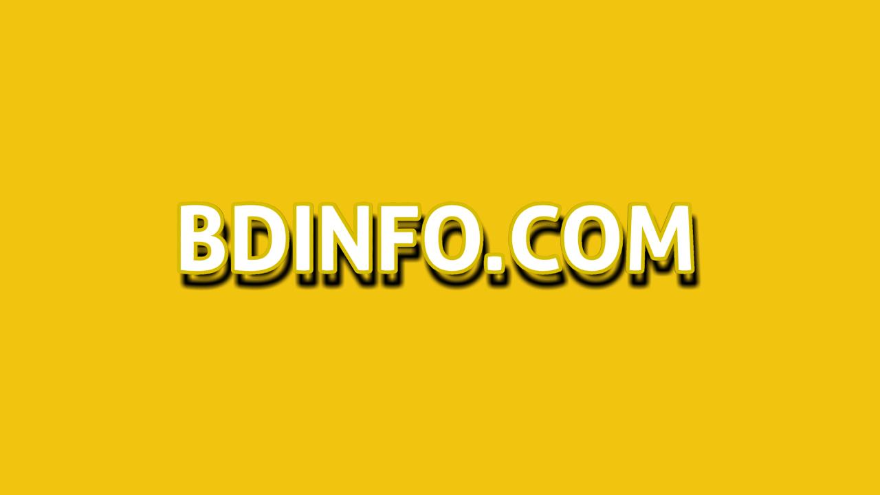 Bdinfo  com Live Stream