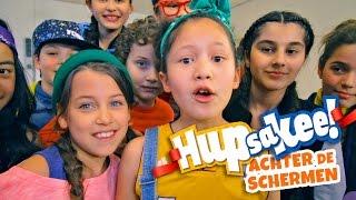 IJSKOUD OP HET SCHOOLPLEIN! (Vlog 28) - Kinderen voor Kinderen