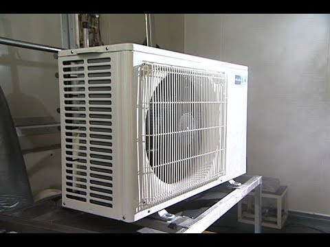 室外機 水 エアコン