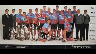 The 1991 Motorola Cycling Team Spring Classics documentary