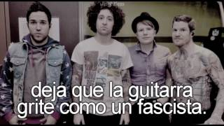 Fall out boy, I don