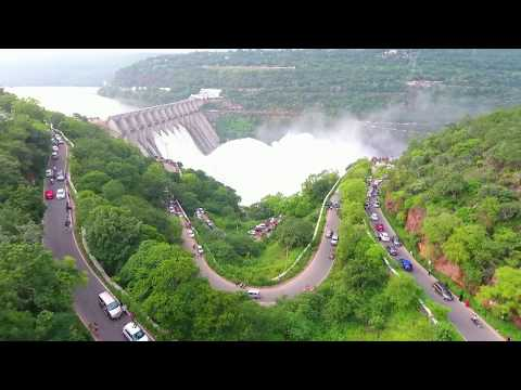 Srisailam Dam శ్రీశైలండ్యాం