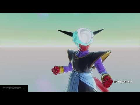 DragonBall Xenoverse 2 Frieza races are OP |