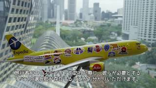 James Marshall, VP of Transport Partner Services at Expedia Group(日本語字幕)
