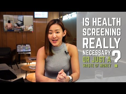 Is Health Screening Really Necessary? Or Just a Waste of Money? | Joanna Soh thumbnail