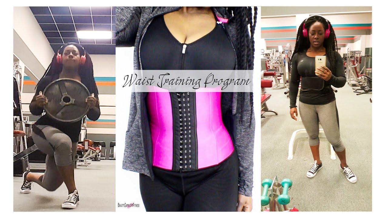 Waist Training Program Lower Body Hiit Beautycutrightfitness
