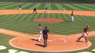 Jacksonville State Baseball Highlights - JSU 6, Eastern Kentucky 1 - April 28, 2018
