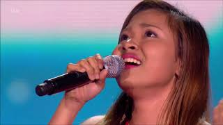 Video Alisha Bonaobra: The Talented Filipina SMASHES Her Act | 6 Chair Challenge | The X Factor UK 2017 download MP3, 3GP, MP4, WEBM, AVI, FLV November 2018