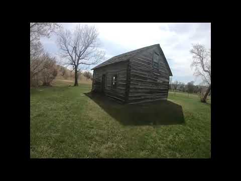 Slattum Cabin, North Dakota Point of Interest