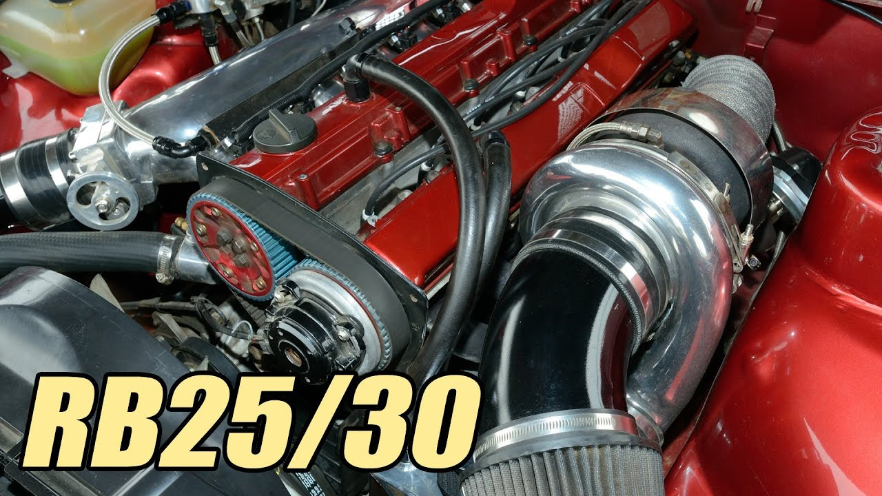 900+hp Nissan RB25/30 Calais - D'Annello Performance