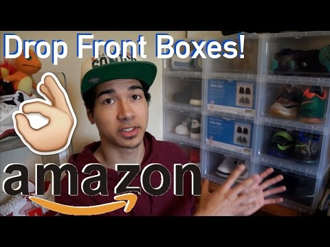 Drop Front Shoe Boxes! Best Sneaker Collection Containers!<a href='/yt-w/DRs_y6zEPQI/drop-front-shoe-boxes-best-sneaker-collection-containers.html' target='_blank' title='Play' onclick='reloadPage();'>   <span class='button' style='color: #fff'> Watch Video</a></span>