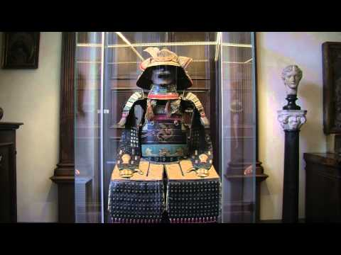 Villa La Pietra Acton Collection Japanese Samurai Armor