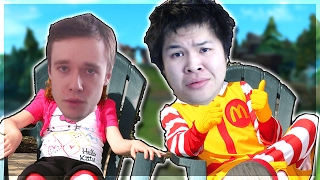 REDMERCY & PANTS DUO IS BACK   The Duo Buddies #2 - League of Legends