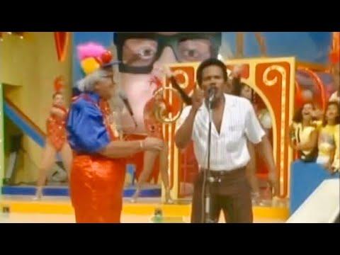 Calouros da tarde - Cassino do Chacrinha/TV Globo 1988