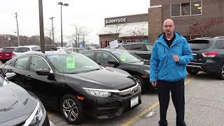 Sunnyside Honda - Black Friday Pre-Owned Deals 2018