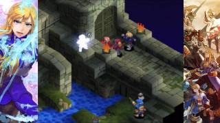 Final Fantasy Tactics [part 26] - Front Gate Of Riovanes Castle, Malak And Rafa