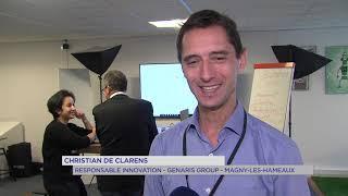 Guyancourt : Le cluster Genaris group construit son nouveau siège