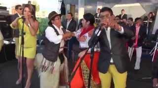San Jeronimo de Pintag Banda Show