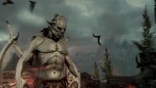 The Elder Scrolls V: Skyrim как стать вампиром и вылечиться от него.