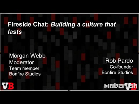 Building a Culture that Lasts | GamesBeat Summit 2019 | Hero Stage Day 1