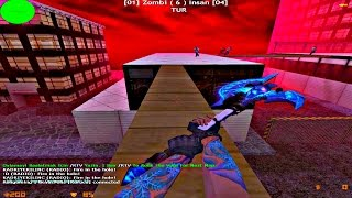 Counter Strike 1.6 - Zombie Escape - Assault Escape | World War'Z [RETEXTURED]