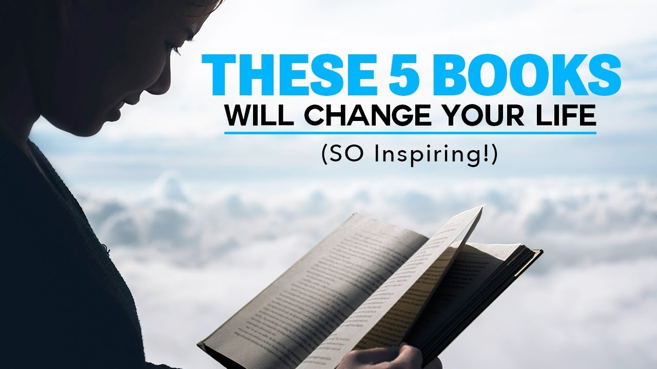 5 Books EVERY Student Should Read That Will Change Your Life