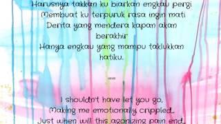 Aizat AF5 - Hanya Kau yang Mampu (Only You) ( MALAY LYRICS + ENG. TRANSLATIONS )