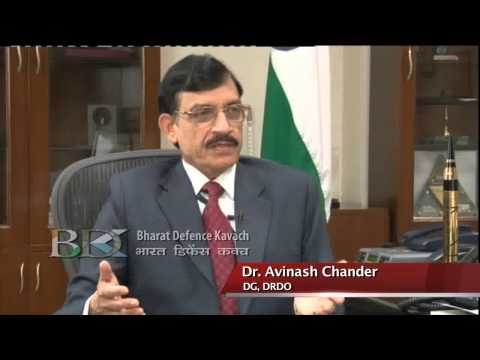 Latest Interview With DRDO Cheif Dr. Avinash Chander