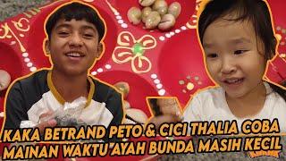 Gambar cover Cici & Kakak - KAKAK SENENG BANGET DAPET MAINAN JADUL!!