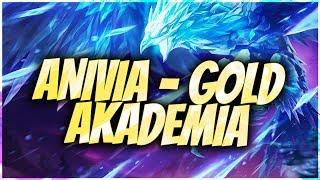Noxiańska Akademia #03 - Midlaner z Golda