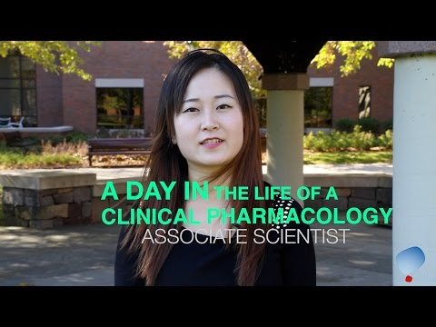 A Day In The Life of An Associate Scientist In Clinical Pharmacology