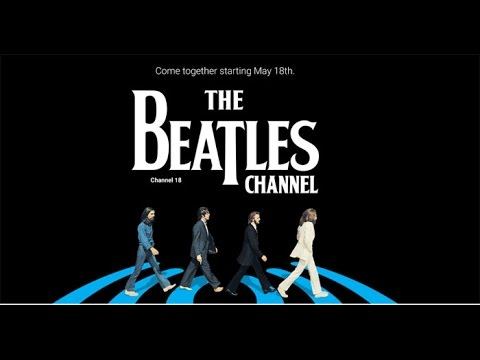 SiriusXM Launch of The Beatles Channel 18