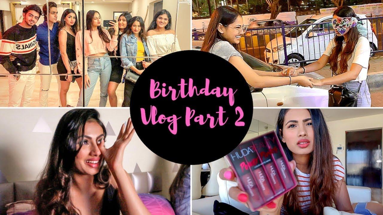 THEY MADE ME CRY!! & MINI NYKAA HAUL | Aashna Hegde