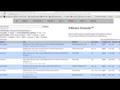 Download Google books with full view ! unlock preview - YouTube