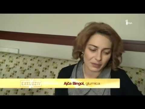 Ayça Bingöl - Intervju (Džemile iz 'Kako vreme prolazi')