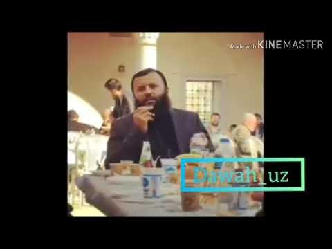 Ustoz Shayx Sodiq Samarqandiy Hafizahulloh