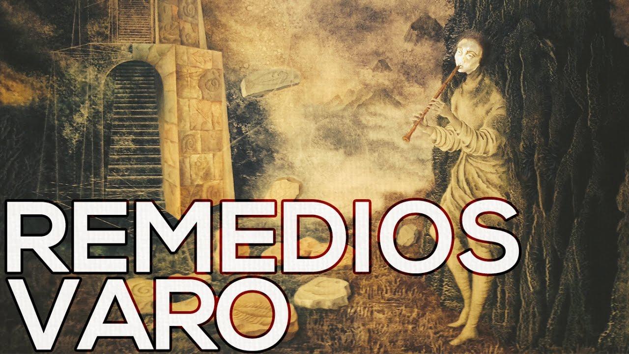 Remedios Varo  111 artworks  WikiArtorg