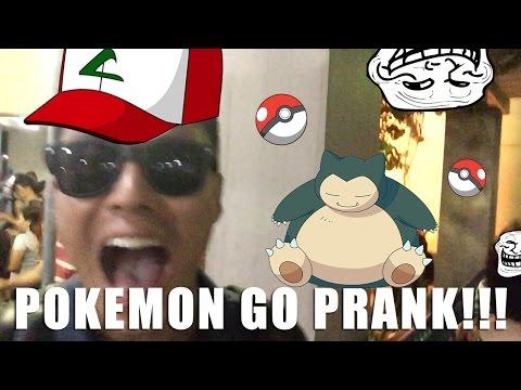 Pokemon Go Prank In Singapore!!